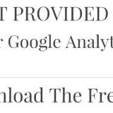 "Kit de herramientas ""Not Provided"" para Google Analytics"